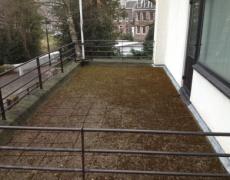 Balkon Tegels Gamma : Balkon houten vloer u2013 gewolmaniseerd tuinhout